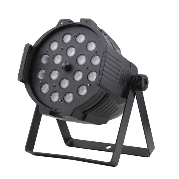 BY-4018Z 18pcs 4in1/5in1/6in1 LED PAR ZOOM