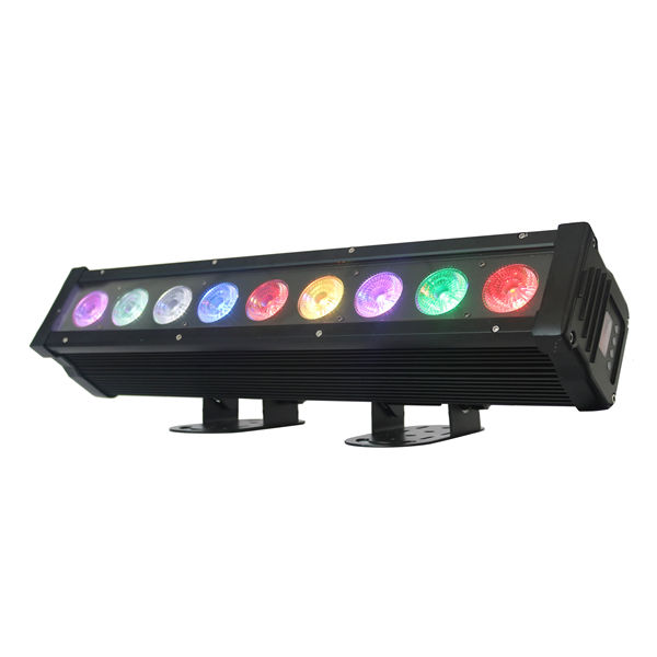 BY-4309 IP65 9pcs 4in1/5in1/6in1 LED Pixel Bar Outdoor waterproof Wall Washer Light