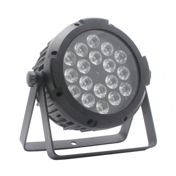 BY-848A IP65 18pcs 4in1/5in1/6in1 LED outdoor waterproof wireless battery powered uplights