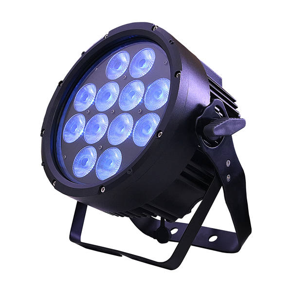 BY-842B IP65 12pcs 4in1/5in1/6in1 LED outdoor waterproof wireless battery powered uplights