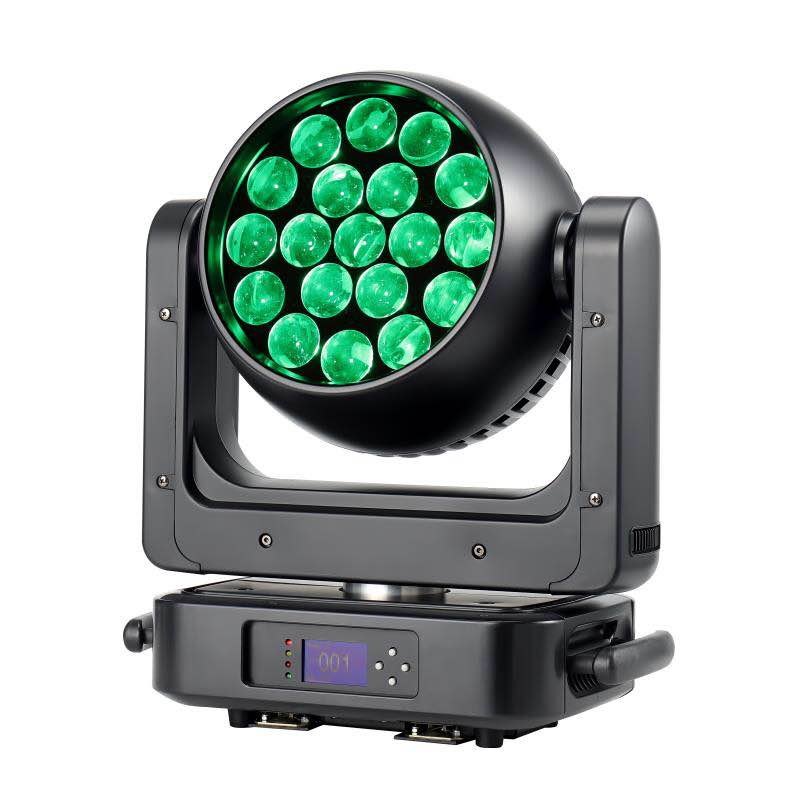 BY-1925Z 19X25W RGBW 4in1 LED Zoom Moving Head Light