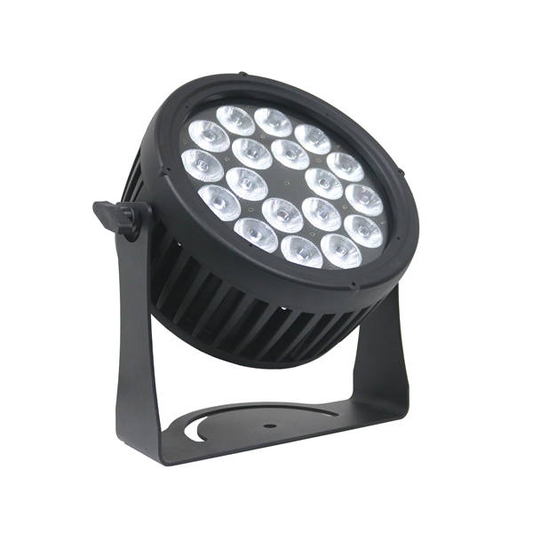 BY-1810A IP65 18pcs 4in1/5in1/6in1 outdoor waterproof LED PAR Light
