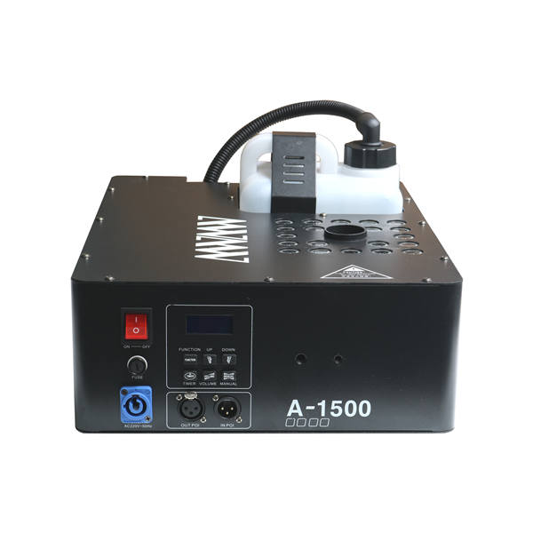 BY-A1500 1500W  LED Speed Vertical Gas Column Fog Machine